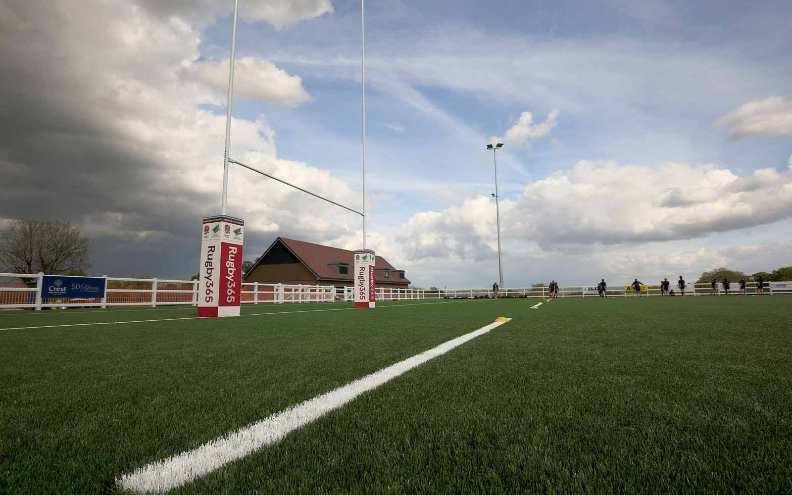 Artificial Grass Pitch Rosedale Sports Club