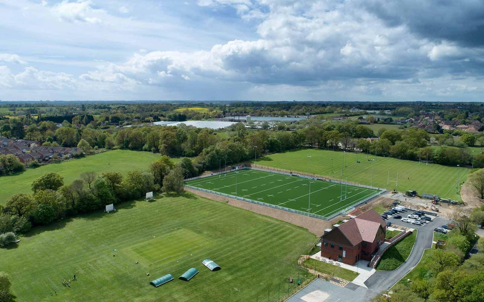 Rosedale Sports Club facilities