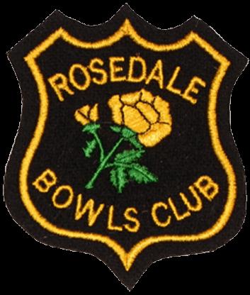 Rosedale Bowls Club logo